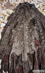 мех шкурки каракульча свакара, наборы на шубу пальто, пошив