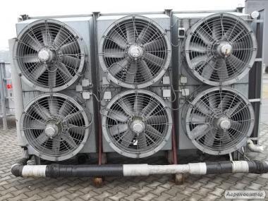Воздушный кулер для быстрой заморозки Goedhart LK 525M2