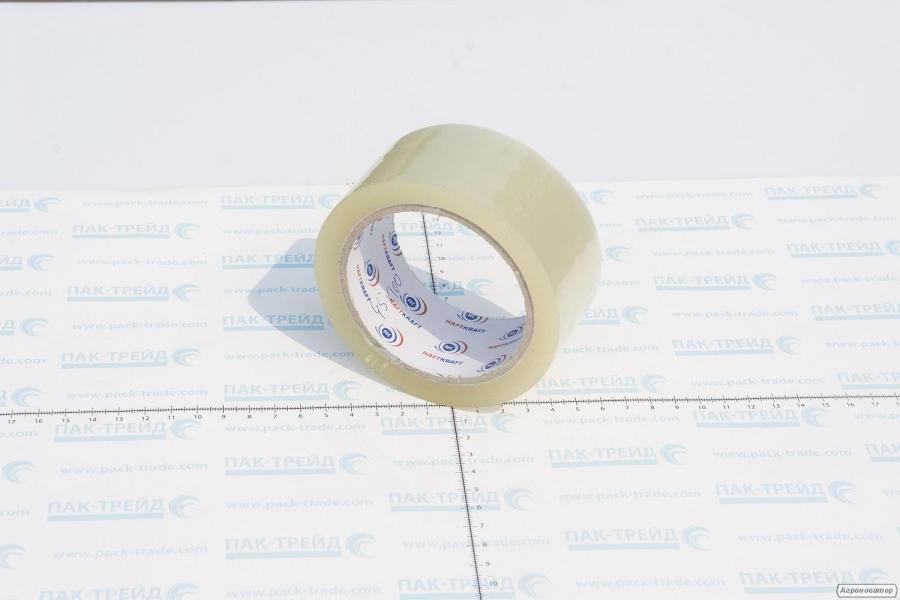 Клейкая лента упаковочная  45*100