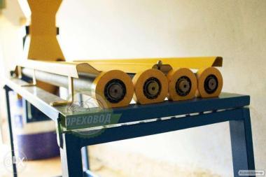 Базовая линия по переработке грецкого ореха