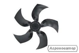 Вентилятор шахтний Ziehl-Abegg