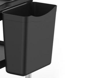 Пластиковый контейнер к сервировочной тележке CSKP23