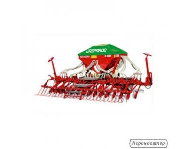 Сеялки для посева зерновых культур  Модель PINTA  Производитель: GASPARDO