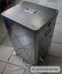 Воскотопка электрическая на 10 рамок нержавейка