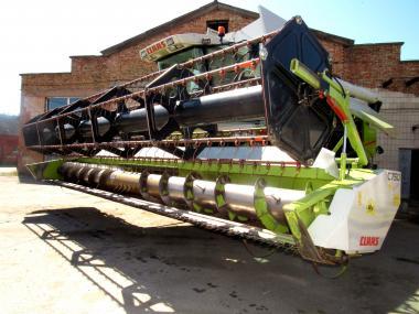 Жатка зернова Claas С750 (2002)