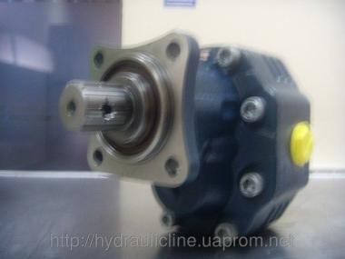 Шестерневий насос серії NPLH ISO OMFB для самоскидів і маніпуляторів