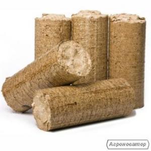 Паливні брикети з деревини Нестро