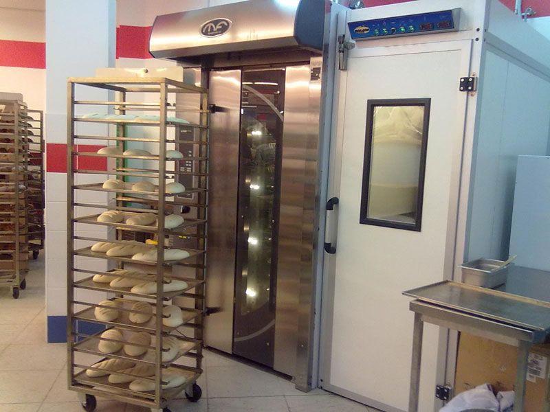 Модульная Мини-Пекарня под ключ! Проект-расстановка БЕСПЛАТНО!