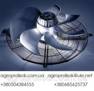 Осевые вентиляторы Ziehl-Abegg FB