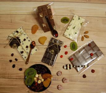 100% Натуральний Шоколад Ручної Роботи (Італія)