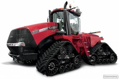 Ремонт гидравлики гусеничных тракторов Case
