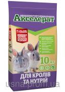 Акселерат для кролей та нутрий (10 кг)