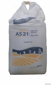 СУЛЬФАТ АМОНІЮ гранула (AS21 macro) GRUPA AZOTY