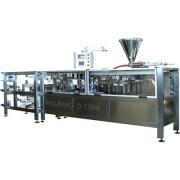 Автомат фасовочно-пакувальний для рідких і пастоподібних продуктів D-1000