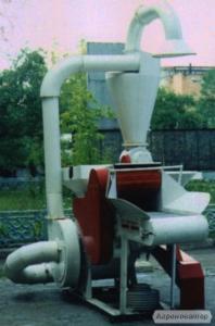 Дробарка зерна універсальна КДУ-2