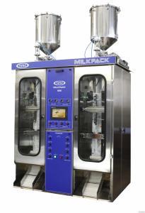 Серія Милкпак, обладнання для фасування молока і молочної продукції