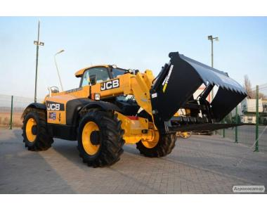 Навантажувач JCB 531-70 Agri