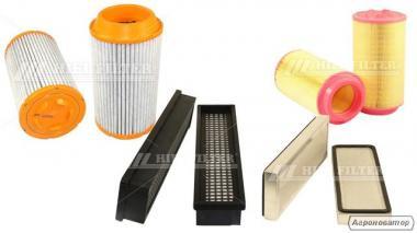 Воздушные фильтры HI-FI для салона