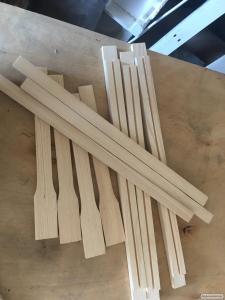 Производство ульевих рамок (дадан 300мм)
