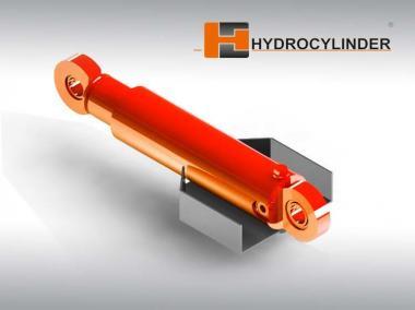 Гидроцилиндры (цилиндры гидравлические) одностороннего и двухстороннего действия, поршневые, плунжерные, телескопические