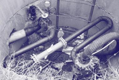 Лічильник витратомір стічнних вод та каналізації Україна