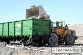 Фосфогипс вагонами с доставкой