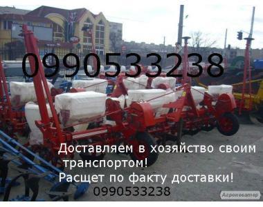 пневматические сеялки СУПН-6А-02 СУПН-8А-02 УПС-6