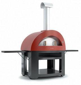 Дровяная печь для пиццы Allegro Alfa Refrattari