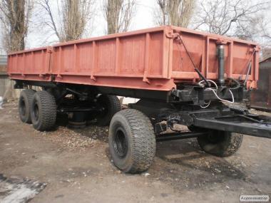 Причіп тракторний самоскидний 3ПТС-12