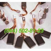 Щітки для електродвигунів, щітки графітові, вугільні, ЕГ, Е, М, МР