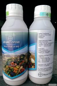 децис профі ефиктивний інсектицид для закритих грунтів