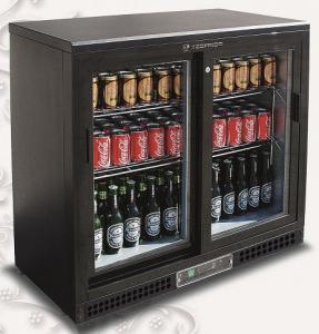 Шафа холодильна Tecfrigo Pub 250PS (БН)