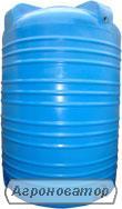 Бочка вертикальная от 100 до 8000 литров