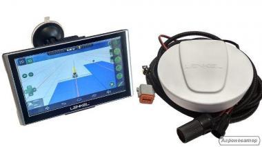 GPS агронавигатор Lenkel. Агронавигация для тракторов. Курсоуказатель.