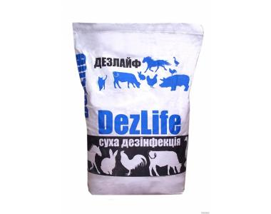 Дезлайф, препарат для дезінфекції