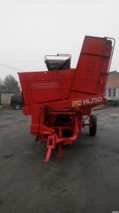 Комбайн картоплезбиральний Grimme HL-750