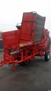 Комбайн картофелеуборочный Grimme HL-750