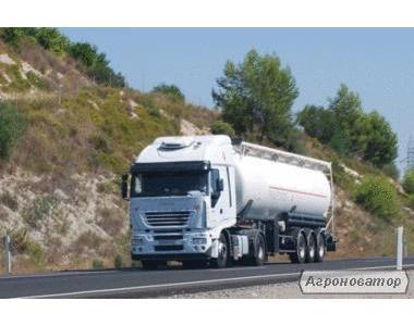 Услуги перевозки 18-20грн/км ГСМ/нефтепродукты бензовозы (термичка)