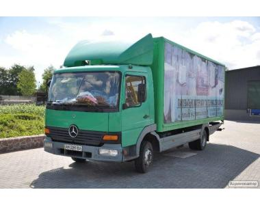 Грузовой автомобиль Mercedes-Benz Atego 815