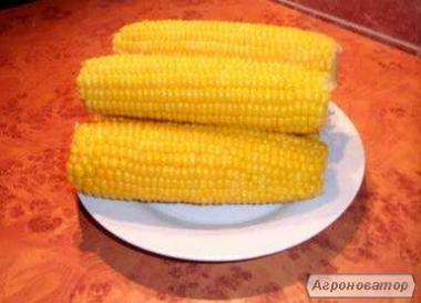 Кукуруза замороженная отличного качества