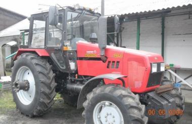 Трактор Беларус 1221.2 (2015)