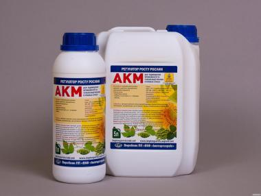 АКМ - виводить рослини з гербіцидного стресу за 3-5 днів