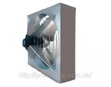Вентилятор для птичника, (Климат) вентилятор для ферм, коровников, вентилятор стеновой, осевой