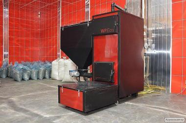 Пелетний котел твердопаливний WP Eco 25