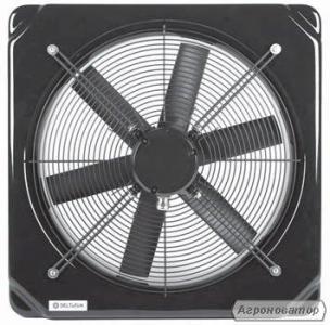 Вентилятор осьовий Deltafan 710/R/5-5/35/400 настінний