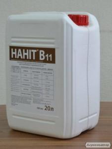 Нанит B11 (БОР) – для нейтирализации дефіциту бору