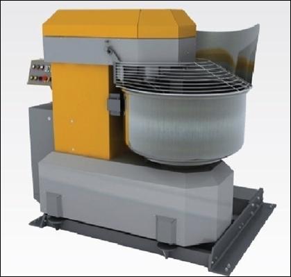 SP 200K Спиральная тестомесильная машина