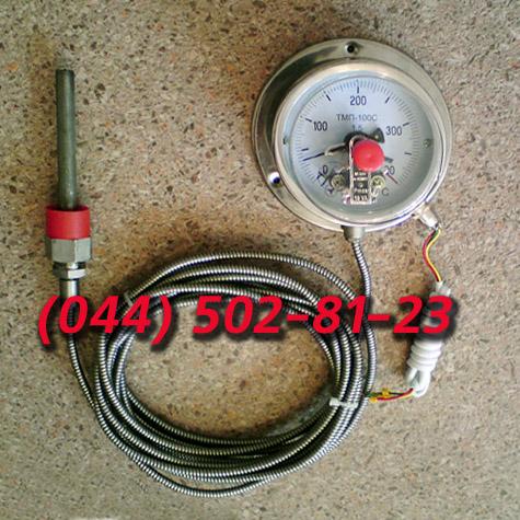 ТМП-100С Термометр манометрический ( ТГП-100Эк) термометр сигнализирующий ТМП-100С ( ТКП-100Эк)