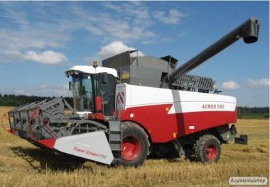 Продам зернозбиральний комбайн Acros-580