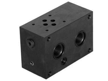 Модульні монтажні плити для клапанів з СЕТОР 05 P4D*